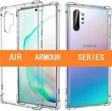 For Samsung Galaxy Note 10 20 S20 S21 FE Plus Ultra Clear Gel Shockproof Case