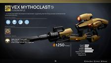 Vex Mythoclast Exotic Farm Guaranteed PS4 PS5 XBOX SERIES PC STADIA