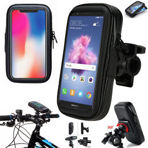 Bike Bicycle Mount Holder Case For Huawei P20 P30 P40 Y6 Y7 P Smart Y9 Lite Pro