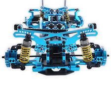 1/10 G4 alloy & carbon fiber drift frame RC 4WD Drift Racing Car Frame Kit