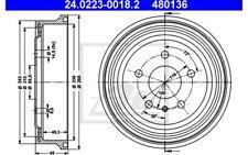 ATE Juego de 2 tambores frenos OPEL VECTRA ZAFIRA VAUXHALL 24.0223-0018.2