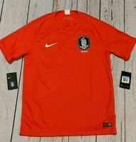 NIKE 2018 WORLD CUP KOREA JERSEY AQ9684 696 Size Medium n Large Soccer football