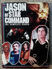 Complete 1978 to 1981 Jason of Star Command series in English or Spanish