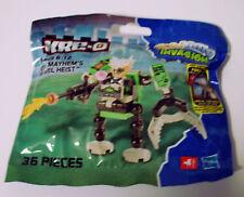 Kre-O Dr Mayhem Jewel Heist Pillow Pack, works with Lego