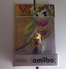 amiibo ZELDA The Legend Of Zelda MINISH  30 TH ANIVERSARIO NUEVO