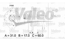 VALEO Alternador para ALFA ROMEO AR IVECO DAILY 436586