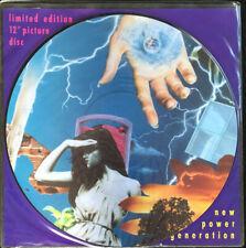 "Prince, New Power Generation, NEW/MINT Original UK PICTURE DISC 12"" vinyl single"