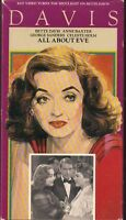 All About Eve (VHS, 1998) Bette Davis Anne Baxter George Sanders