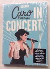 Caro Emerald In Concert BBC 2013 Music DVD NTSC Region Free NEW SEALED