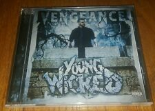 NEW LIMITED 1ST EDITION YOUNG WICKED VENGEANCE CD RARE GREEN/BLUE MNE twiztid