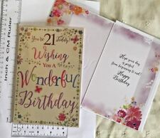 boy girl 21st age 21 birthday cards in 16 designs from just for you - What To Buy A Girl For Christmas
