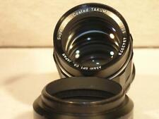 Pentax SMC Takumar 105mm F:2.8 M42 Screw Manual Lens
