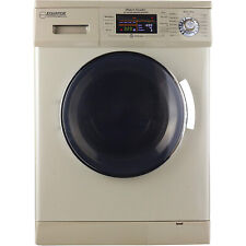 Equator Super Combination Ventless Home Washer Dryer Unit, Gold (For Parts)