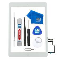 Digitizer Display Glas für iPad Air 1 (WEISS) 9.7 inch Touchscreen + Werkzeug