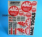 Parma Decal Sticker Sheet #10643 MAC Tools Vintage RC