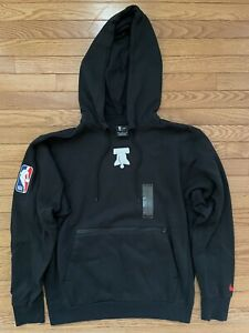 Nike PHILADELPHIA 76ERS SIXERS City Earned Hoodie Hoody Jacket Adult Medium New