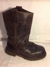 Westland Brown Ankle Leather Boots Size 38