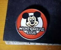 Vintage Micky Mouse Club Member Pin Clean!! Fast Shipping!!