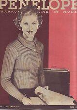 penelope 99 - 15 fevrier 1935 -