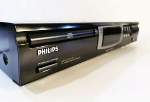 Philips CD723 CD Player - TDA1545A DAC - VAM Mechanism - GWO - FREE UK DELIVERY