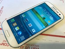 Samsung Galaxy S III SPH-L710 - 16GB - Marble White (Sprint)  Works - Read