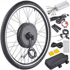 "ReaseJoy 48V 1000W 26"" Front Wheel Electric Bicycle Motor Conversion Kit E-Bike"