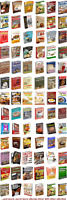 Over 172 eBooks with Best Recipes + PLUS BONUSES: 22 Packages (5 GB on DVD!)