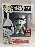 Star Wars Funko Pop - 442nd Clone Trooper - Galactic Convention - No. 171