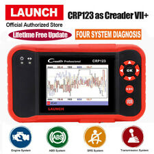 LAUNCH CRP123 OBD2 Scanner ABS SRS  Engine Transmission Diagnostic Scan Tool