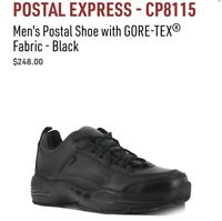 Reebok Gore-Tex Postal Express Carrier Oxfords Waterproof Work Shoes Cp8115