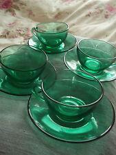 Glass Vintage/Retro Saucers