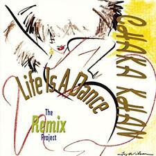 Chaka Kahn Life Is A Dance (CD 1989 Warner Bros.)