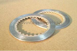 JCB Parts - Pressure Plate Differential Set of 2 Pcs. (Part No. 450/20401)