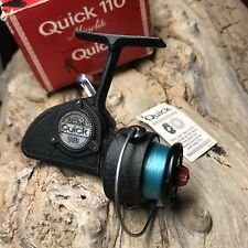 DAM QUICK MODEL 110 MICROLITE ULTRALIGHT SPINNING REEL/ MADE IN GERMANY /BOX