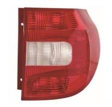 Skoda Yeti Rear Light Unit Driver's Side Rear Lamp Unit 2009-2013