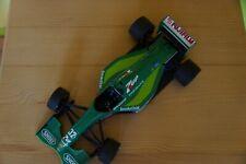 Michael Schumacher`s 1. Formel 1 Auto