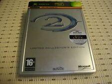 Halo 2 edición limitada edición coleccionista para Xbox * embalaje original *