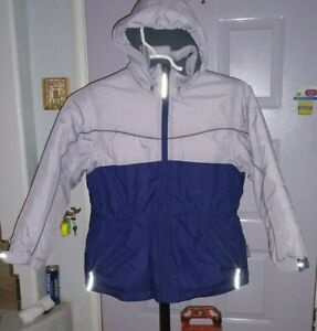 NWOT  PACIFIC TRAIL insulated   JACKET removable  hood   Large 14