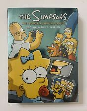 The Simpsons The Complete Eighth Season DVD Collector's Edition New Sealed