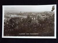 OLD POSTCARD OF INVERNESS FROM TOMNAHURICH - UNUSED