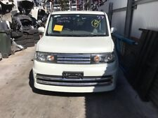 Nissan Cube Z12 2012 model Bonnet & other parts