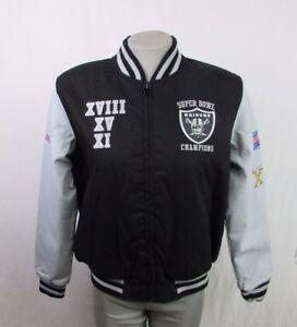 Oakland Raiders Women's NFL G-III Authentic Reversible Twill Champion Jacket