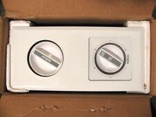 New Vintage Nutone Model 251Wh Food Center Power Unit - White 250 251