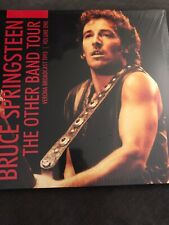 """Bruce Springsteen """"The Other Band Tour"""" Verona Broadcast 1993 VOL 1 VINYL LP NEW"""