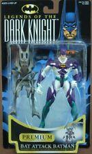 """Batman Legends Of The Dark Knight LODK Bat Attack Robotic Bat Armor 6"""" (MOC)"""