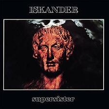 Supersister-Iskander (1LP Coloured) VINYL NEW