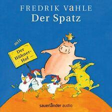 FREDRIK VAHLE - DER SPATZ  CD NEU