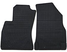 passend für Fiat Doblo II Gummifußmatten Gummimatten Fußmatten 2-teilig ab 2010-
