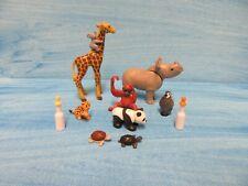 PLAYMOBIL  BABY ZOO ANIMALS