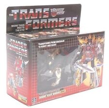 NEW Vintage Transformers G1 Dinobot SNARL MIB 100% Complete free shipping
